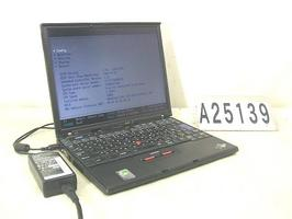 IBM ThinkPad X40 ★2371-7VJ★