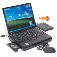 】【即納】IBM/ThinkPad X40 ウルトラベースDVDマルチドライブ付き